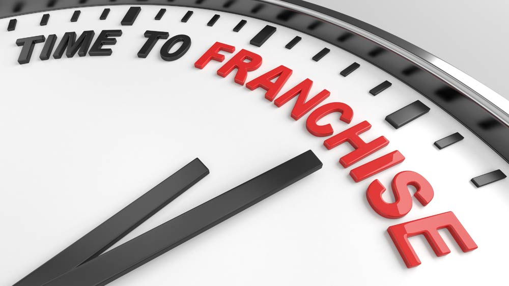 Franchise Distribution Service
