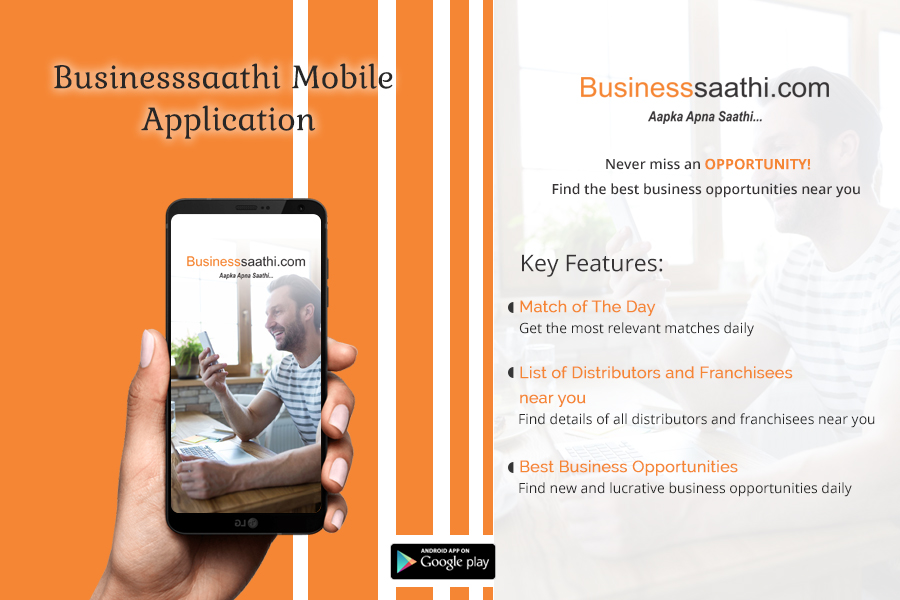 Businesssaathi mobile app launch- find everything here